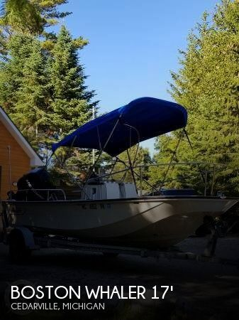 Used Boston Whaler 17 Boats For Sale by owner   1992 Boston Whaler 17