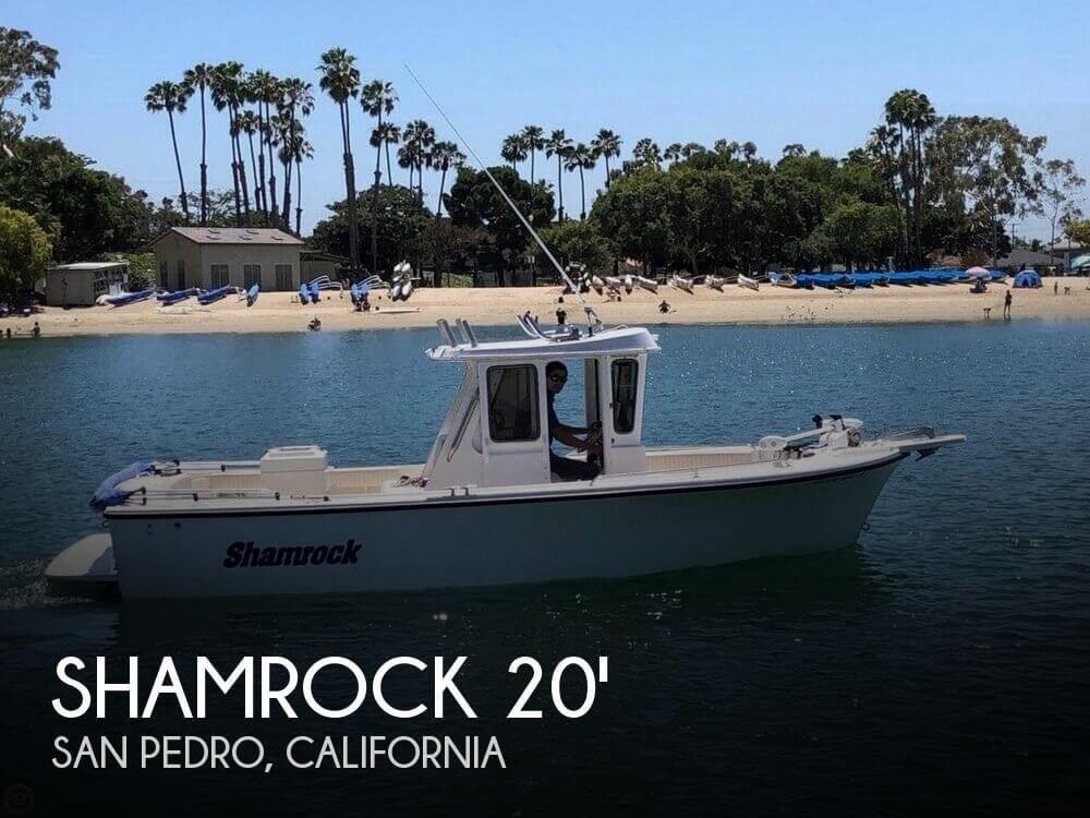 Used Shamrock Boats For Sale by owner | 1998 Shamrock 20