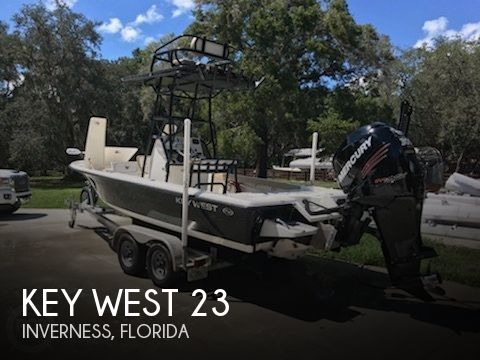 Used Key West Boats For Sale by owner | 2016 Key West 23
