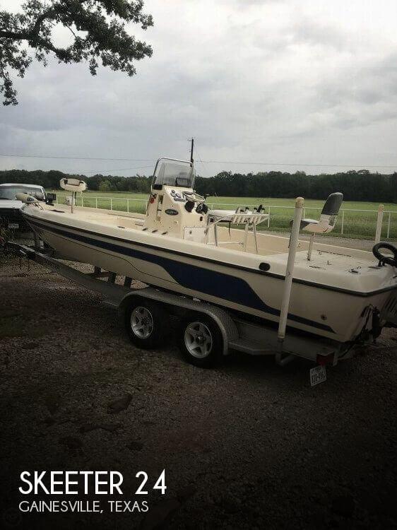 Used Skeeter Boats For Sale in Texas by owner | 2006 Skeeter 24