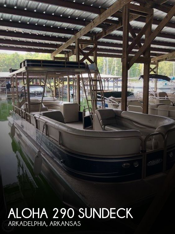 Used Boats For Sale in Little Rock, Arkansas by owner | 2013 Aloha 29
