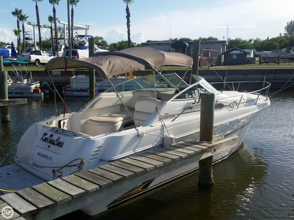 1999 Sea Ray boat for sale, model of the boat is 270 Sundancer & Image # 14 of 40