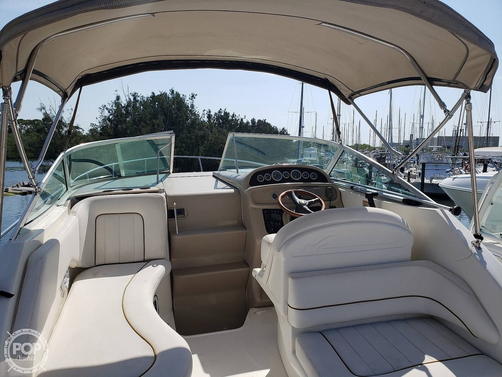 1999 Sea Ray boat for sale, model of the boat is 270 Sundancer & Image # 11 of 40