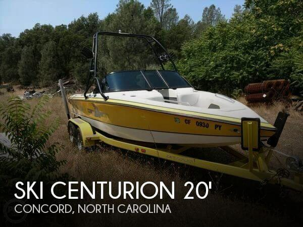 Used Centurion Boats For Sale by owner | 2002 Centurion 20