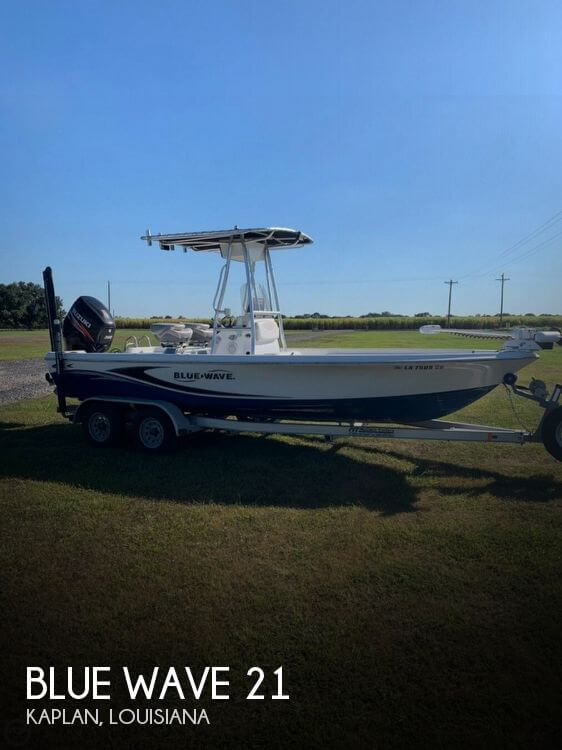 Used Blue Wave Boats For Sale by owner | 2012 Blue Wave 21