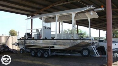 Sea Ark Mv2472AW Utility, 24', for sale - $31,700