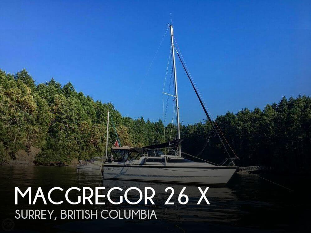 Used MacGregor Sailboats For Sale by owner | 2002 MacGregor 26
