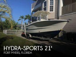 2011 Hydra-Sports 2100 CC