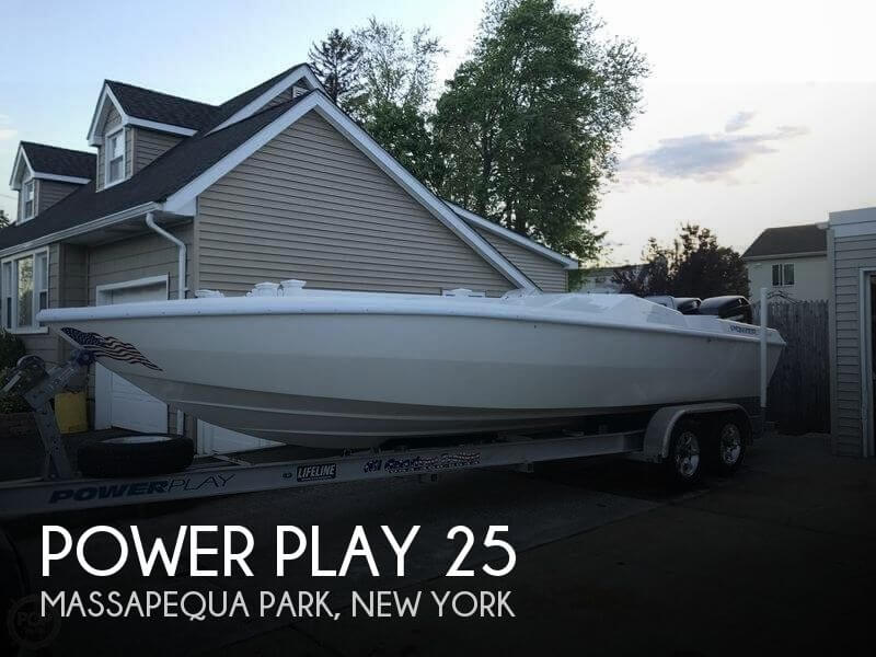 Used Power Play Boats For Sale by owner | 1998 Power Play 25
