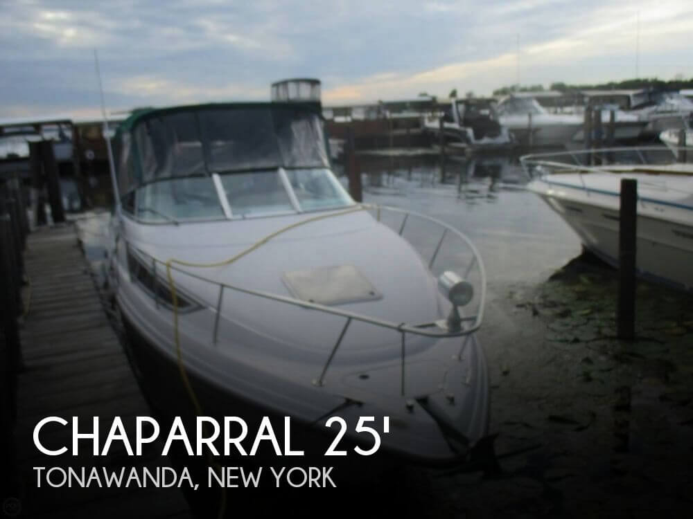 Used Chaparral Boats For Sale in New York by owner   1996 Chaparral 25