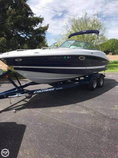 2015 Cruisers SS 238 - #1