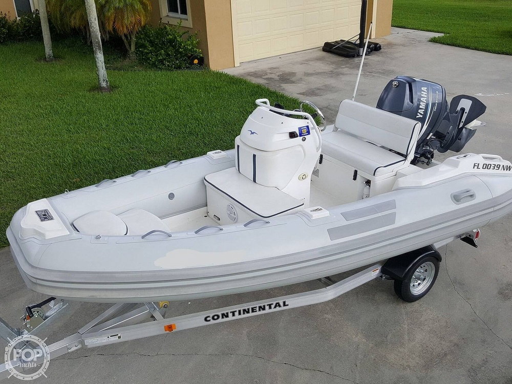 2009 Nautica 15 Widebody RIB - #$LI_INDEX