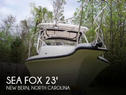 2002 Sea Fox 230 Walkaround