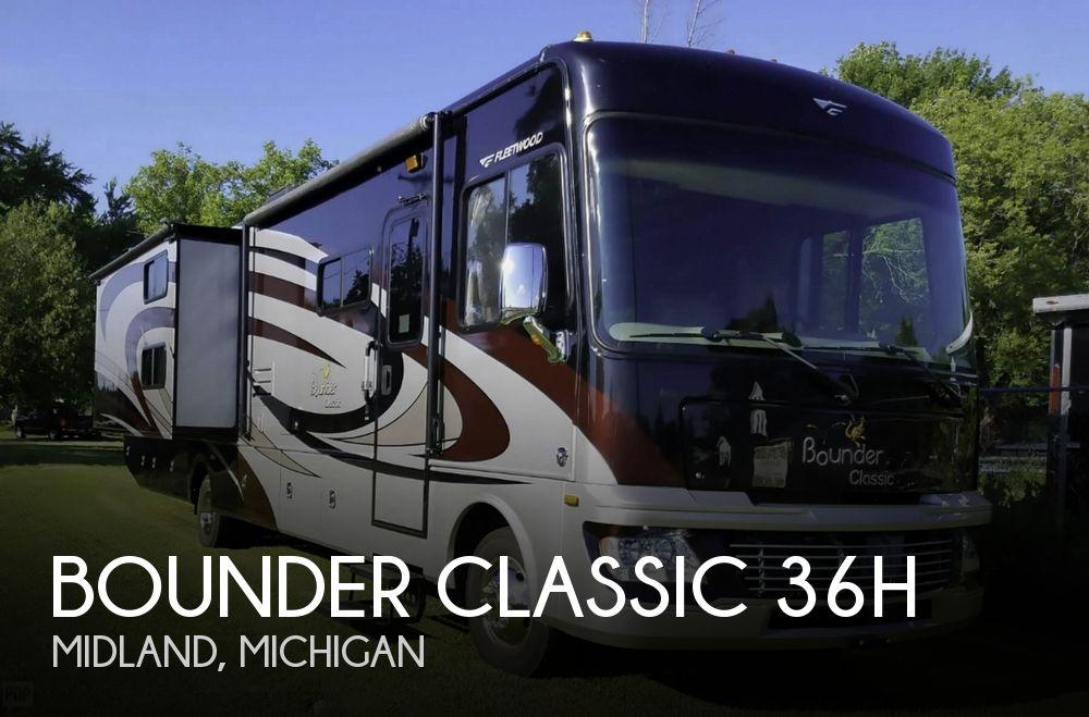 2013 Fleetwood Bounder Classic 36H