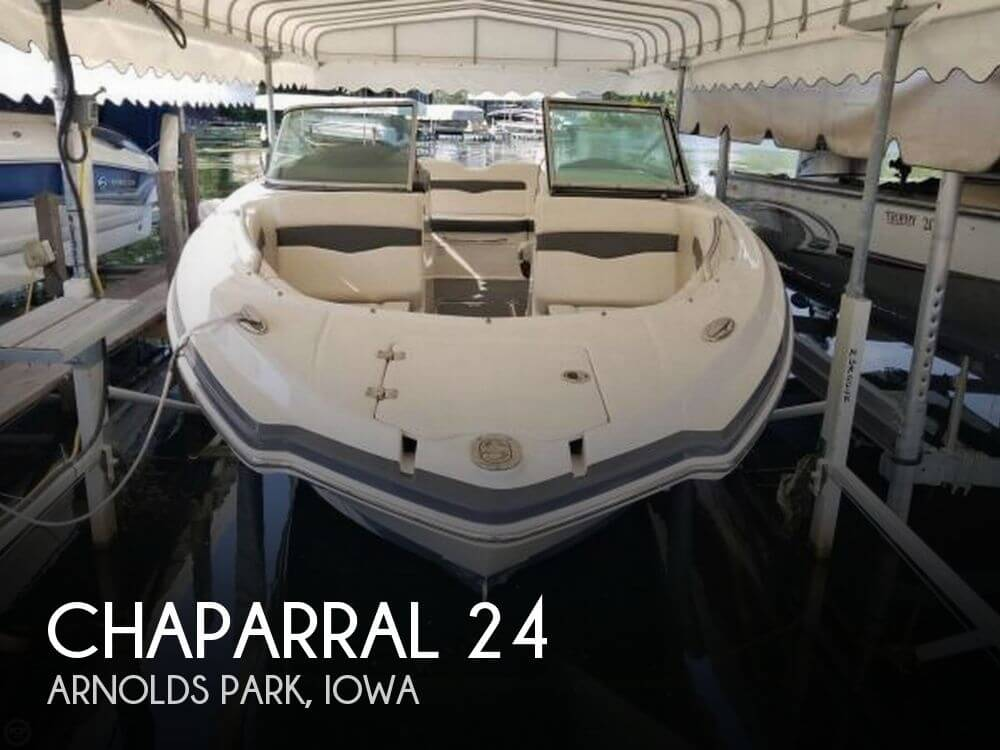 Used Chaparral 24 Boats For Sale by owner | 2015 Chaparral 24