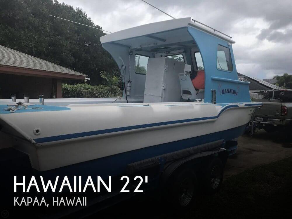 Used Hawaiian Boats For Sale by owner | 1964 Hawaiian 22