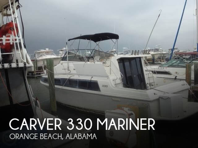 Used Carver 33 Boats For Sale by owner | 1993 Carver 33