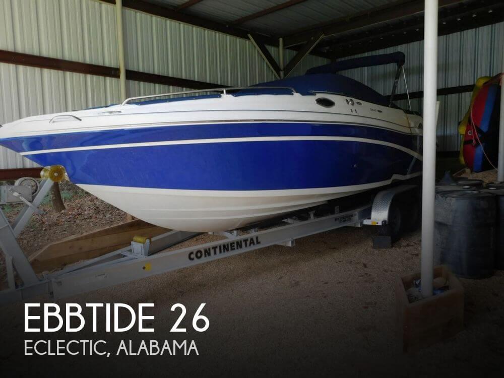 Used Boats For Sale in Birmingham, Alabama by owner | 2014 Ebbtide 26