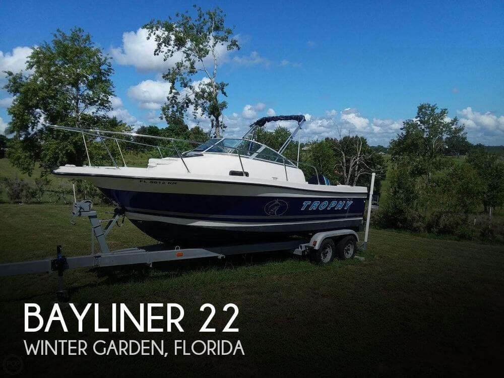 Used Bayliner 22 Boats For Sale by owner | 2000 Bayliner 22