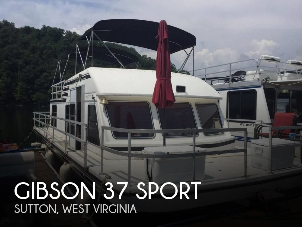 Used Boats For Sale in West Virginia by owner | 1992 Gibson 37