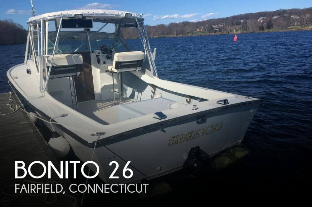 Used Bonito Boats For Sale by owner | 1973 Bonito 26