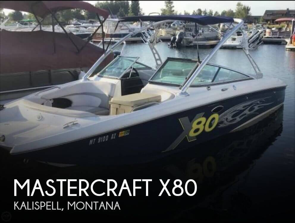 Used Boats For Sale in Montana by owner | 2005 Mastercraft 28
