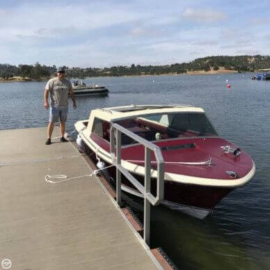 Century Coronado Hardtop, 22', for sale - $14,500