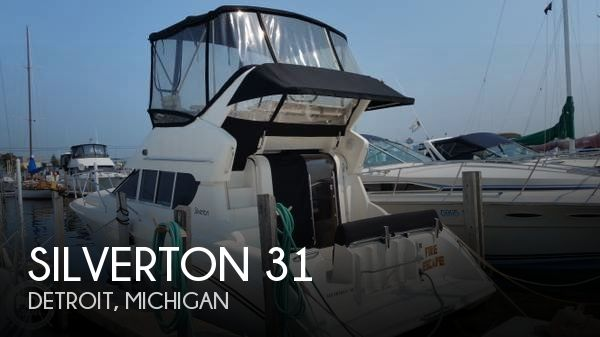 Used Motoryachts For Sale in Michigan by owner | 1996 Silverton 31