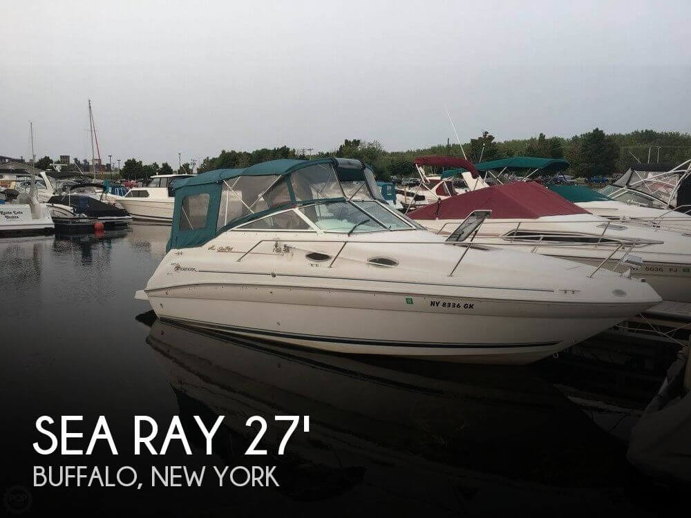 Used Power boats For Sale by owner | 1998 Sea Ray 27