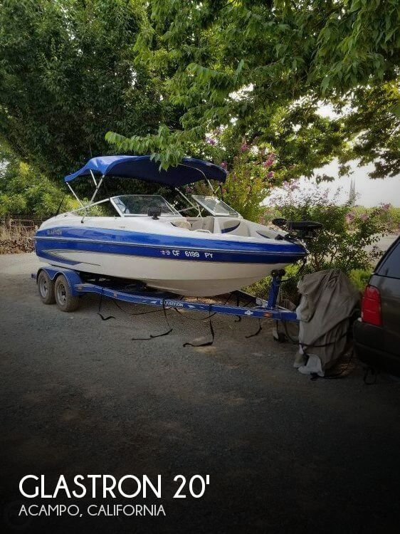 Used Glastron Ski Boats For Sale by owner | 2004 Glastron 20