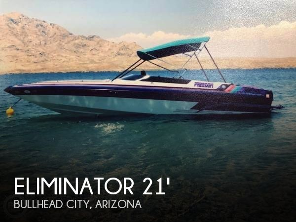 Used ELIMINATOR Boats For Sale by owner | 1994 Eliminator 21