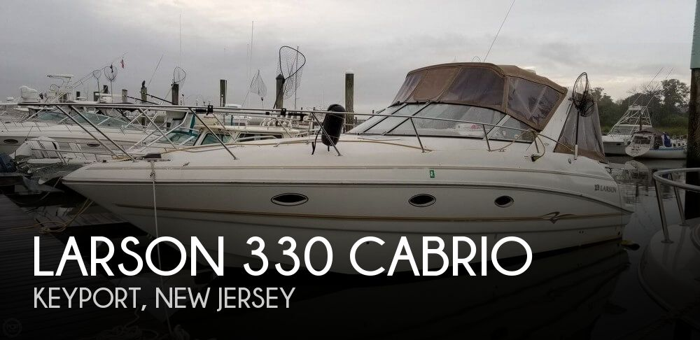 Used Larson Boats For Sale by owner | 2003 Larson 33