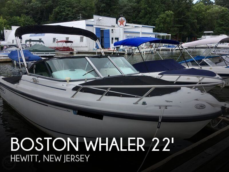 Used Boston Whaler 22 Boats For Sale by owner | 2004 Boston Whaler 22