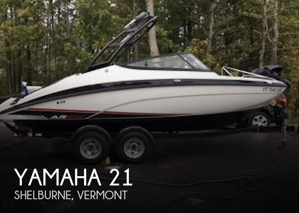 Used Yamaha Ski Boats For Sale by owner | 2017 Yamaha 21