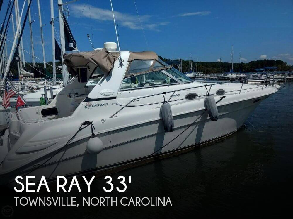 Used Boats For Sale in Rocky Mount, North Carolina by owner | 1997 Sea Ray 32