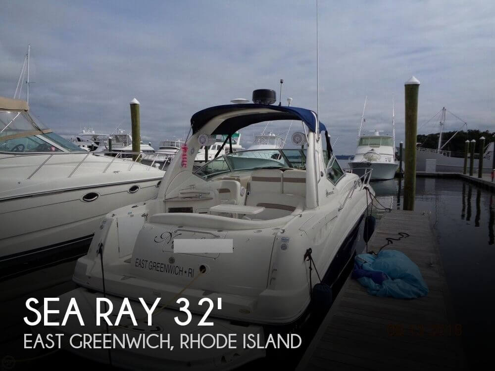 Used Sea Ray 32 Boats For Sale by owner | 2004 Sea Ray Sundancer 320