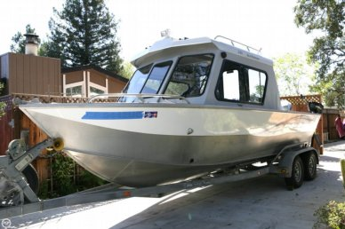 Hewescraft 220 Sea Runner Pilothouse, 24', for sale - $53,400