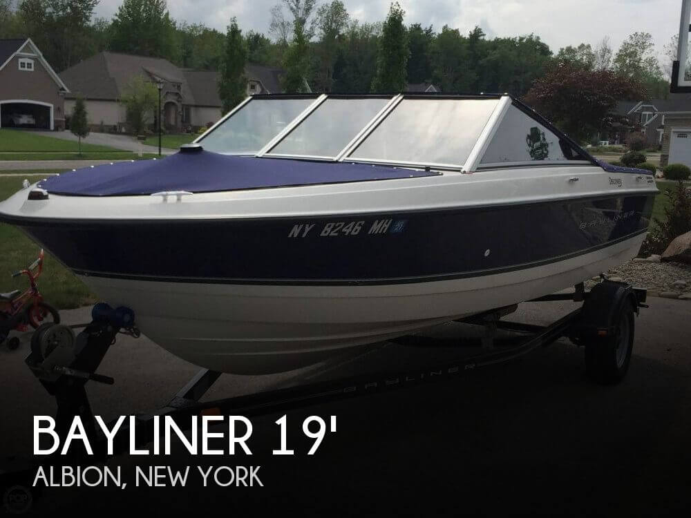 Used Boats For Sale by owner | 2011 Bayliner 19