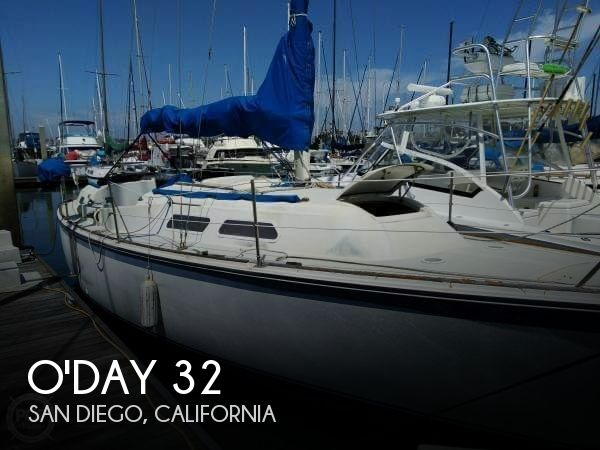 Used Boats For Sale by owner | 1978 O'day 32