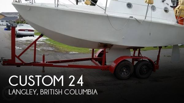 2018 Custom boat for sale, model of the boat is 24 & Image # 1 of 13