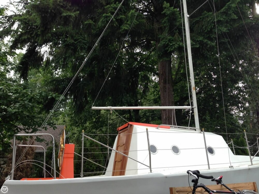 2018 Custom boat for sale, model of the boat is 24 & Image # 4 of 13