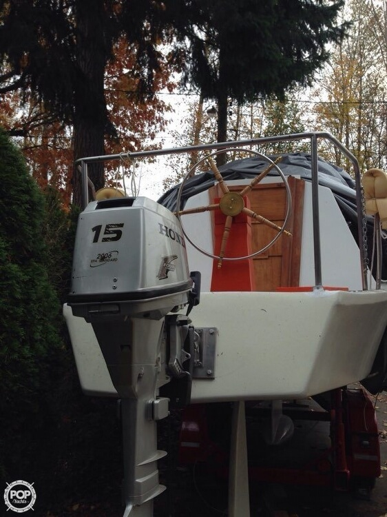 2018 Custom boat for sale, model of the boat is 24 & Image # 5 of 13