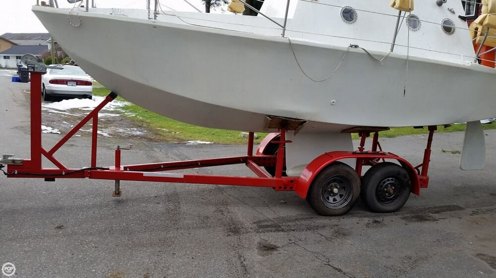 2018 Custom boat for sale, model of the boat is 24 & Image # 7 of 13