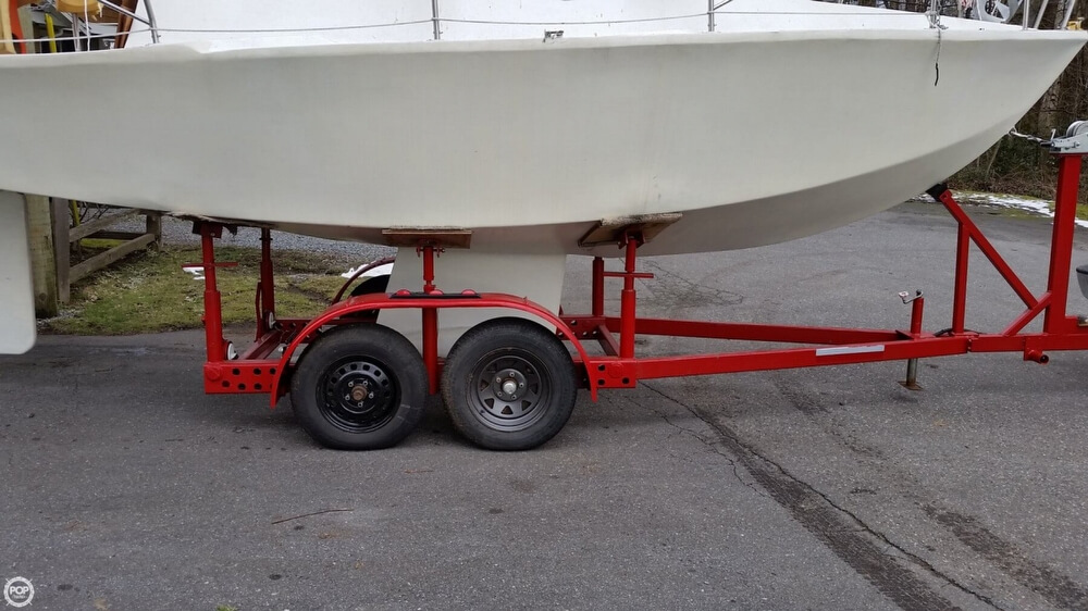 2018 Custom boat for sale, model of the boat is 24 & Image # 8 of 13