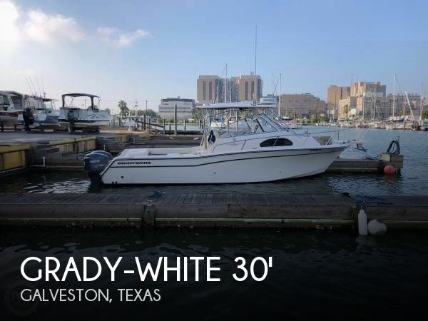 Used Boats For Sale in Houston, Texas by owner | 2006 Grady-White 32