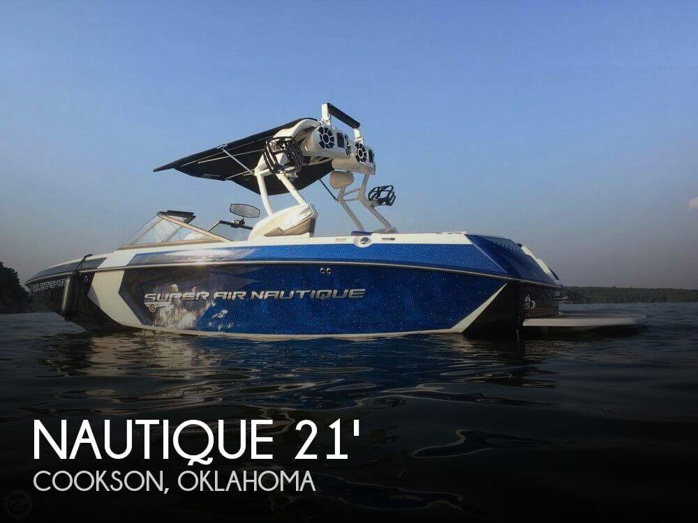 Used 21 Boats For Sale by owner | 2016 Nautique 21