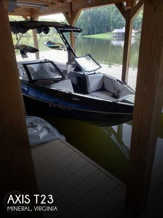 Used Boats For Sale in Richmond, Virginia by owner | 2017 Axis 23