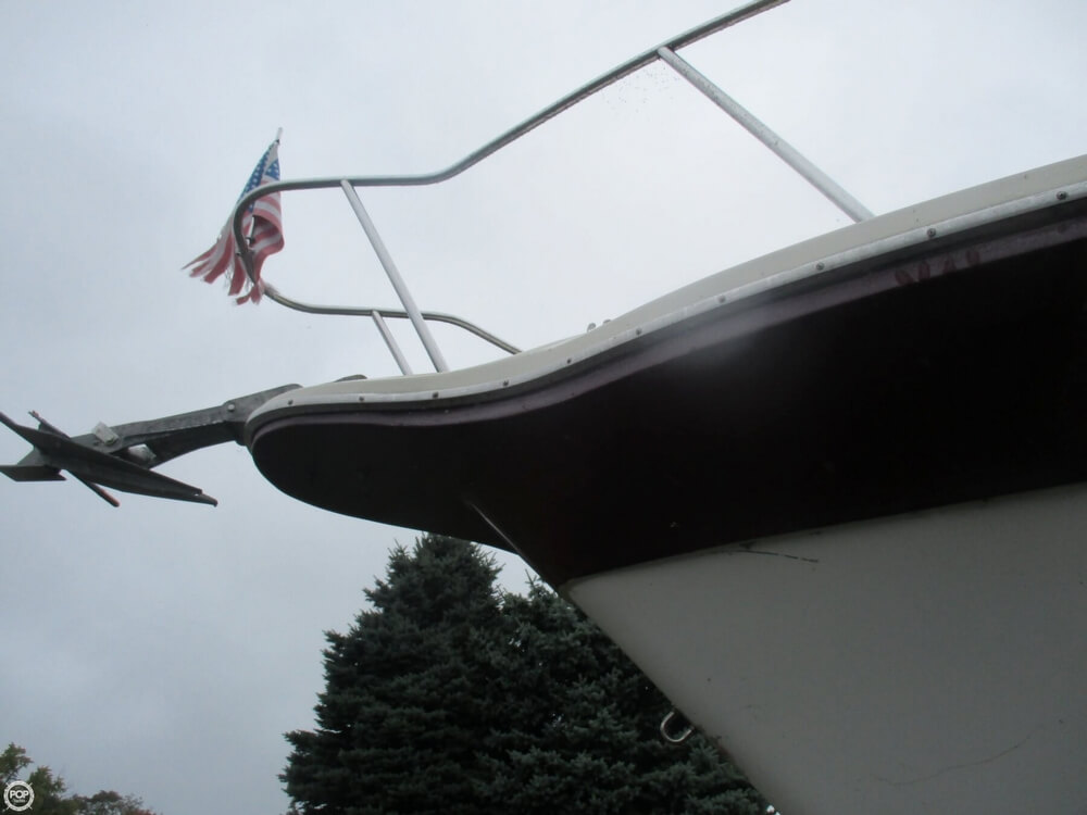 1990 Baha Cruisers boat for sale, model of the boat is 310 Sport Fisherman & Image # 10 of 41