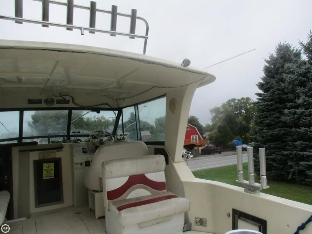 1990 Baha Cruisers boat for sale, model of the boat is 310 Sport Fisherman & Image # 24 of 41