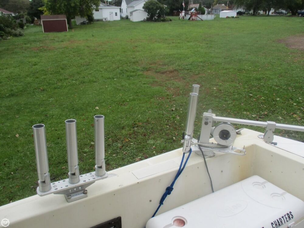 1990 Baha Cruisers boat for sale, model of the boat is 310 Sport Fisherman & Image # 29 of 41